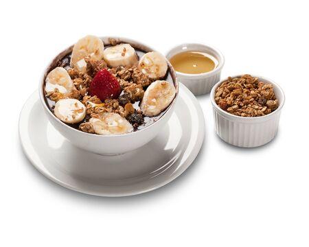 superfruit: Acai fruit Amazon in the bowl. Stock Photo