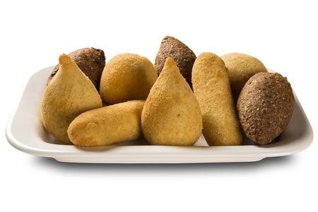 Mixed brazilian snack.