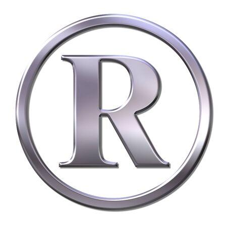 bevel registered sign
