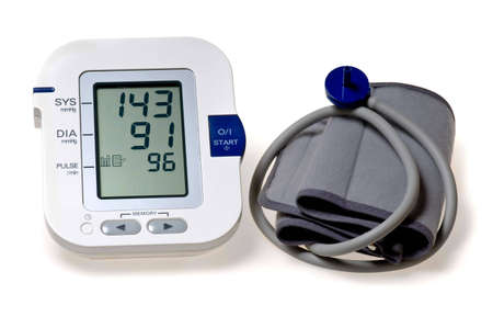 Tonometer - Automatic digital blood pressure monitor photo