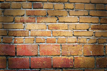 abstract close up brick wall background photo