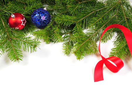 disign: Christmas background to disign postcard Stock Photo