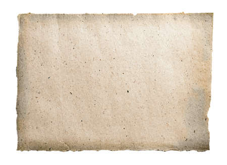 coarse recycled paper texture or background