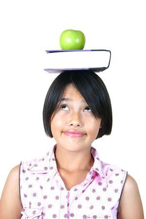 Asian teen photo