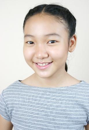 Young pretty teenage (series) photo
