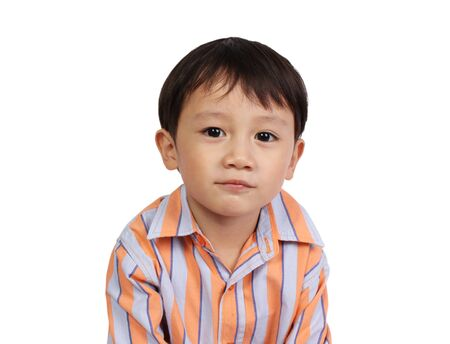 Portrait of young cut boy  Stock Photo - 13383949