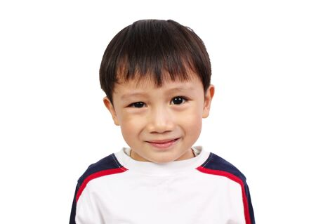 Portrait of young cut boy Stock Photo - 13383937