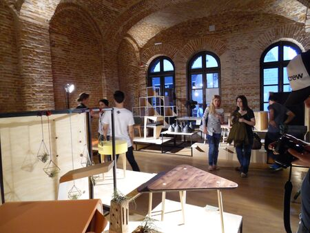 hosted: Romanian Design Week 2015 in Bucharest Romania. Editorial