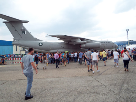 bias: Bucharest International Air Show ‎2015 (BIAS 2015)