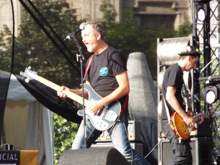 constituci�n pol�tica: Amistad D�as Festival 2015 Plaza de la Constituci�n en Bucarest, Rumania.