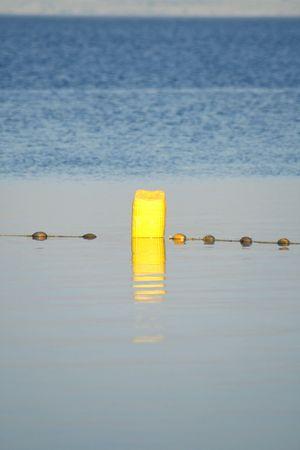 buoy in the dead sea Stock Photo - 3925674