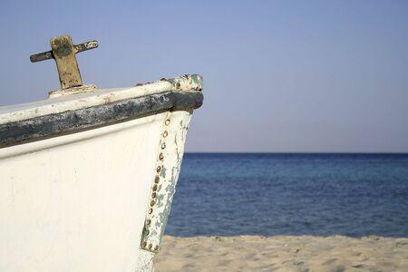 boat, red sea, sinai, egypt photo