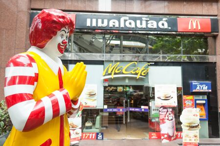 BANGKOK - MARCH 15  of McDonald