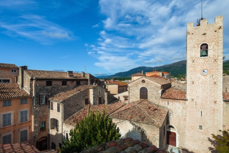 vence: Beautiful small village Vence in France