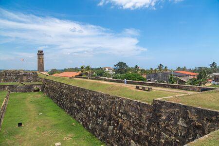 galle: Galle walls in Sri Lanka