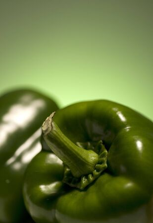 Green Peppers Stock Photo - 4708225