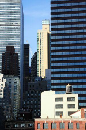 hugh: A Veiw of Downtown Manhattan