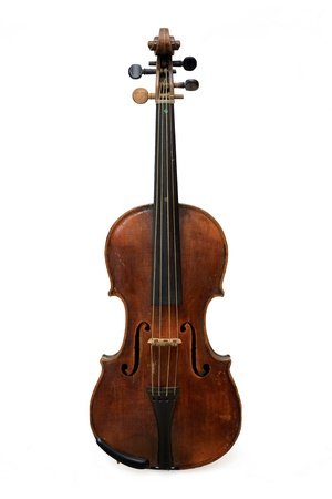 An Old 1820 Violin