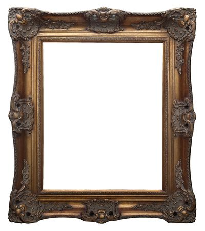 rectangle frame: Picture photo frame to put your own pictures in