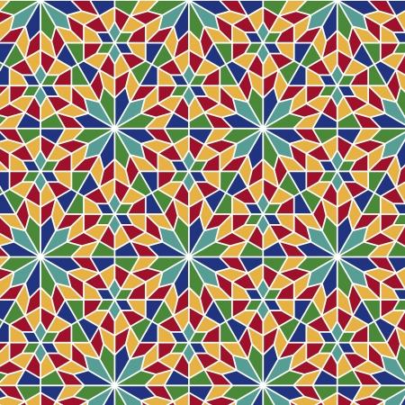 편집 가능한 파일에 당초 무늬 원활한 패턴