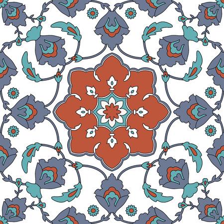 seamless pattern: Arabesque seamless pattern