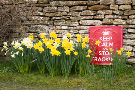 opposed: Frack Free North Yorkshire is a community group opposed to hydraulic fracturing known as 'fracking' within the Ryedale area.