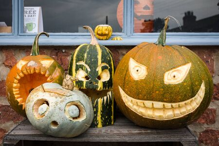 hallows: Halloween Halloween or Halloween, also known as Allhalloween, All Hallows Eve, or All Saints Eve, is a yearly celebration observed in a number of countries on 31 October, the eve of the Western Christian feast of All Hallows Daypumpkins for sale - Tak