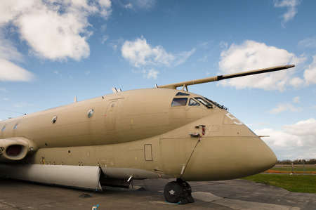 operated: The Hawker Siddeley Nimrod was a maritime patrol aircraft developed and operated by the United Kingdom Editorial