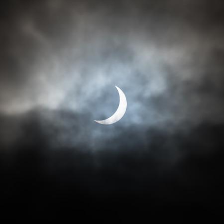 solar eclipse: A very British solar eclipse - 20th February 2015