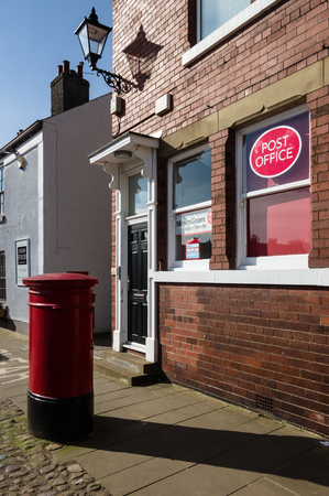 post office: Post Office Ltd is a retail post office company in the United Kingdom that provides a wide range of products including postage stamps and banking to the public through its nationwide network of post office branches