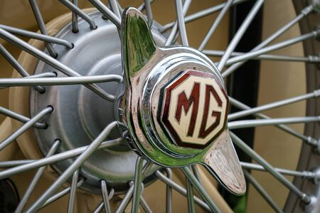 MG is a British automotive marque registered by the now defunct MG Car Company Limited