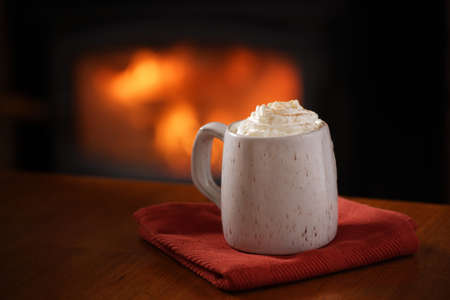 hot chocolate: Chocolate caliente