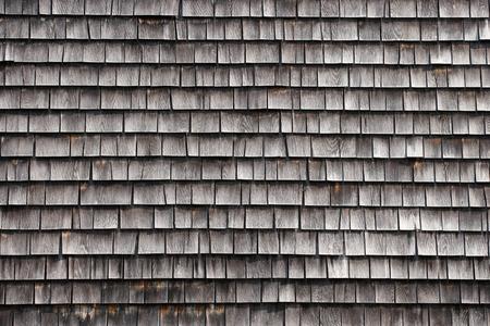 shingles: Las tejas de madera