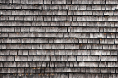 house siding: Wood Shingles
