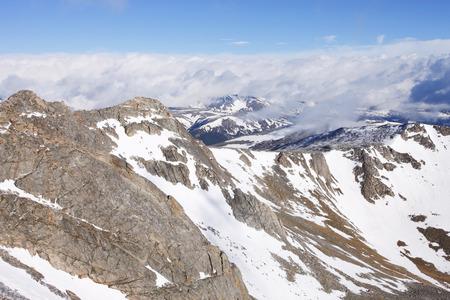 evans: A view of Colorado Stock Photo
