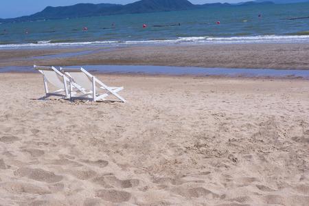 ocea: beach seat and sea