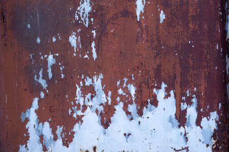 steel door texture rusty photo