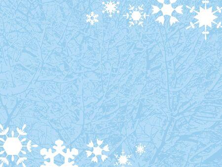 frigid: Winter Background