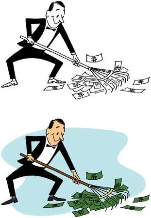 loot: Raking in the money