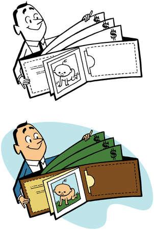 oversized: Full Wallet