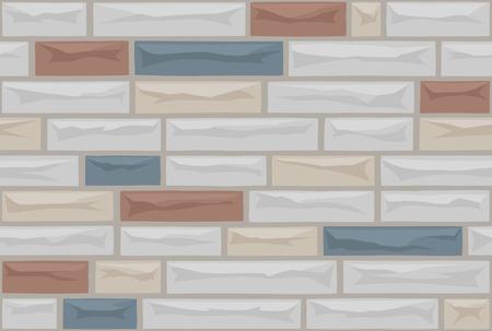 Formstone Seamless Pattern