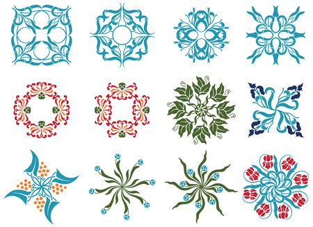 Spring Floral Icons