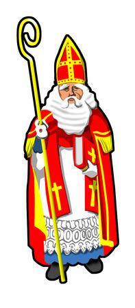 nicolaas: Sinterklaas