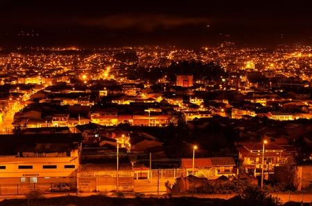 ecuador: Cuenca Barrio, Cuenca, Ecuador Stock Photo