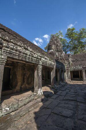 reap: Bayon Temple in Angkor, Siem Reap