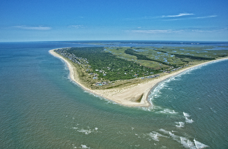 Bald Head Island:historically Smith Island, is a village located on the east side of the Cape Fear River in Brunswick County, North Carolina, United States.Bald Head Island, North Carolina: Stock Photo