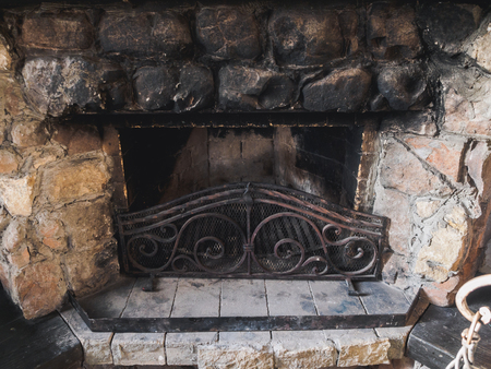 old stone fireplace. Large Stone Fireplace Stock Photos Royalty Free Business Images Breathtaking Old Ideas  Best interior design