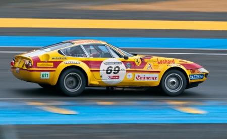 corvette: Le Mans Classic 2012