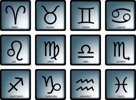 zodiac sign  Illustration