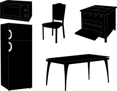 electricals: kitchen appliances